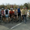 Training ride with UCF Cycling Club
