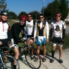 Training ride in Clermont, FL